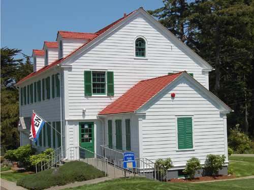 Coast Guard Quarters